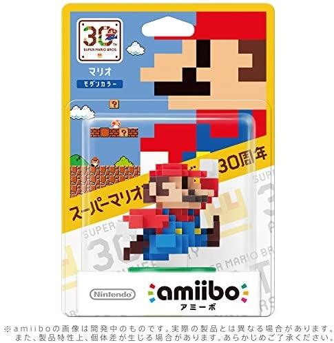 【馬莉歐 藍色】日本 任天堂 Super Mario 超級瑪莉歐 近距離NFC連動 amiibo 馬莉歐【小福部屋】