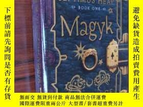 二手書博民逛書店Magyk罕見(Septimus Heap)Y85718 Ang