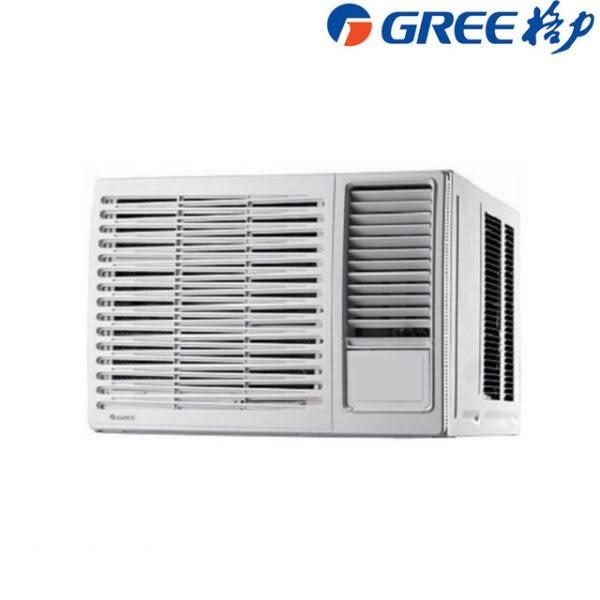 舊換新最高補助3000元GREE格力10-12坪窗型冷氣GWF-63D含基本安裝