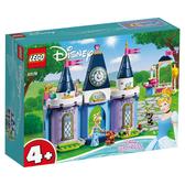 樂高 LEGO 43178 仙杜瑞拉的城堡慶典