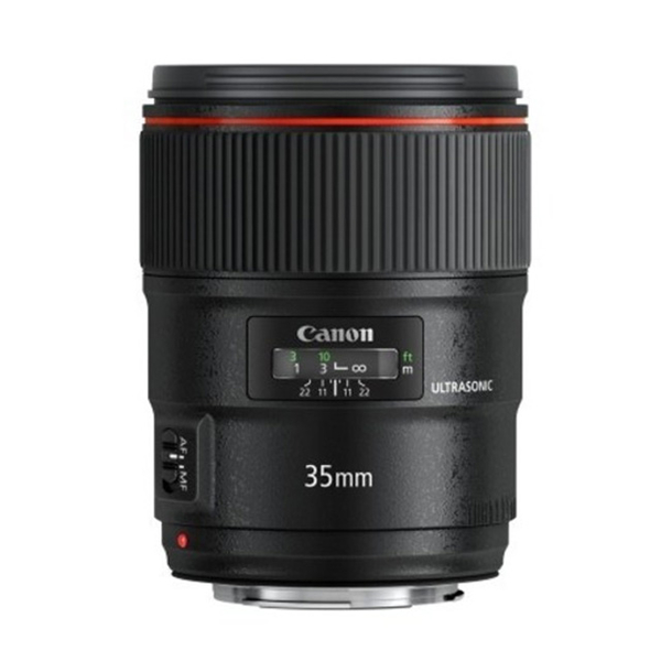 【24期0利率】平輸貨 CANON EF 35mm f1.4L II USM 二代 保固一年 f/1.4 L W