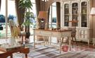 [紅蘋果傢俱] YHX302 美式 英式 仿古 書桌 書台 書架 寫字桌 辦公桌 桌子 轉椅 椅子 凳子