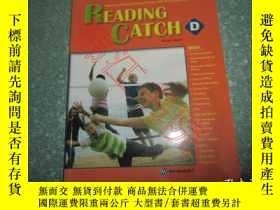 二手書博民逛書店Reading罕見Catch D (附光盤)(內有勾劃筆跡)Y2