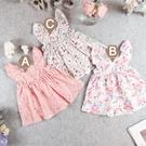 女童洋裝 女童連身衣 女童連身裙 背心無袖款【WB0010】