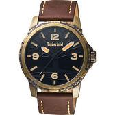 Timberland 時尚古銅金 手錶(TBL.15257JSA/02)