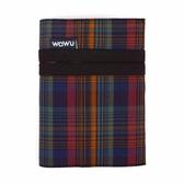 護照套 (彩格)【WaWu】