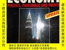 二手書博民逛書店Malaysia s罕見Political Economy:Po