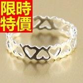 925純銀戒指女配件-精緻生日情人節禮物6c106【巴黎精品】