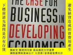 二手書博民逛書店The罕見Case for Business in Develo