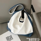 托特包 北包包大包包2020新款女包時尚網紅側背百搭斜背通勤托特包大容量 曼慕