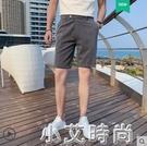 休閒西裝短褲男2021夏季薄款潮流百搭5五分西褲冰絲網紅外穿褲子 小艾新品