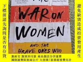 二手書博民逛書店The罕見war on womenY231392 Sue Llo