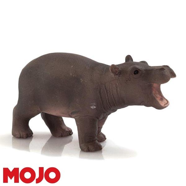 【Mojo Fun 動物星球】野生動物-小河馬 387246