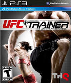 PS3 UFC Personal Trainer UFC 終極格鬥王者:私人教練(美版代購)