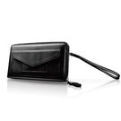 【LIEVO】 STORY - 旅行手機皮夾_率性黑(iPhone 6S Plus / Note5 / Z5 / 5.7吋螢幕以下手機皆適用) 情人節禮物