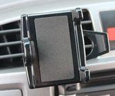 《J 精選》360度旋轉汽車冷氣出風口手機架