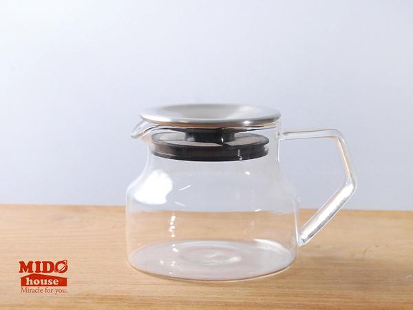 日本KINTO MVW-23087 CAST 鋼骨茶壺 450ml《Midohouse》