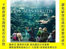 二手書博民逛書店Thomas罕見Struth:Figure Ground,托馬斯·施特魯特:背景 英文攝影藝術圖書Y21066