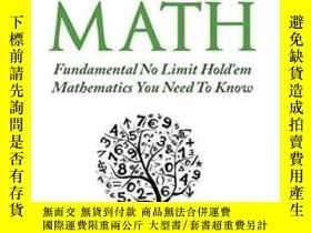 二手書博民逛書店Essential罕見Poker Math-基本撲克數學Y436638 Alton Hardin Create