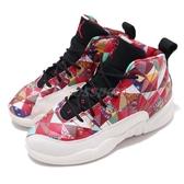 Nike Air Jordan 12 Retro PS CNY 中國新年 紅 白 拼接圖騰 喬丹 12代 童鞋 中童鞋【PUMP306】 BQ6498-600