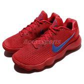 【六折特賣】Nike 籃球鞋 Hyperdunk 2017 Low EP 紅 藍 REACT中底 運動鞋 男鞋 【PUMP306】 897637-601