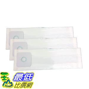[106美國直購] Crucial Vacuum 3 Nutone 391 Allergen Vacuum Bags Fits Nutone Central Vacuum Models: CV350, CV352, CV353