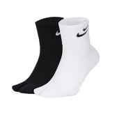 NIKE 男女分趾運動襪(二雙入)(忍者襪 分趾襪 Dri-FIT 中筒襪≡體院≡ CK0106
