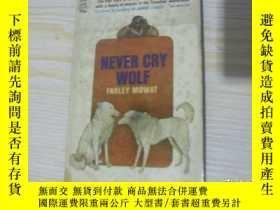 二手書博民逛書店NEVER罕見CRY WOLFY1712 NEVER CRY WOLF NEVER CRY WOLF