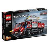 LEGO樂高 Technic 系列 機場消防車_LG42068