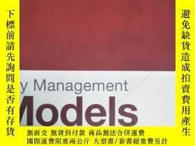 二手書博民逛書店罕見~Key Management Models: The 60