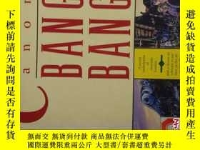 二手書博民逛書店CANON罕見BANG BANGY3863 J.M. O Nei