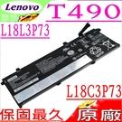LENOVO T490,P495,T43S 電池(原廠)-聯想 ,02DL008 02DL009,02DL010,L18C3P73,L18M3P73,L18C3P72,L18S3P73