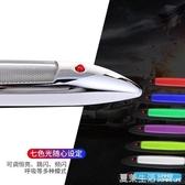 汽車鯊魚鰓警示燈車用太陽能裝飾燈車門防撞防追尾led爆閃燈改裝 快速出貨