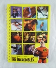 【震撼精品百貨】The Incredibles_超人特攻隊~筆記本『格子』