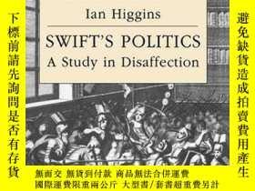 二手書博民逛書店Swift s罕見PoliticsY256260 Ian Higgins Cambridge Universi