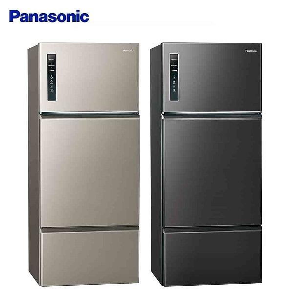 『Panasonic』-國際牌 三門485L新一級鋼板電冰箱 NR-C489TV 含基本安裝+舊機回收
