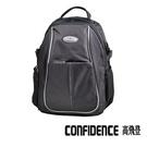 旅遊 背包袋  Confidence 高飛登 5982 神秘黑