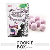 日本 CORIS 薔薇公主的斤葡萄軟糖 36.3g 糖果 零食 *餅乾盒子*