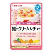 KEWPIE HR-5 隨行包-奶油鮭魚燉菜80公克