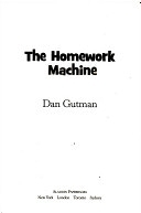 二手書博民逛書店 《The homework machine》 R2Y ISBN:9781416953753
