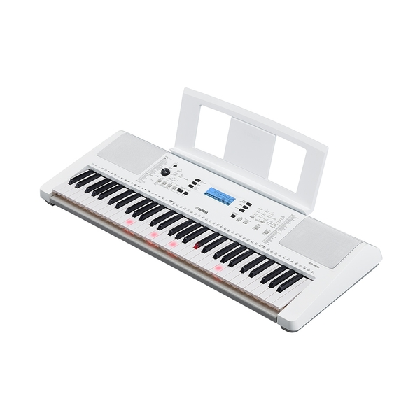Yamaha EZ-300 數位發光標準61鍵 手提電子琴 (出貨含:E系列專用腳架、防塵套)