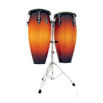 ★集樂城樂器★LP LP-A646-VSB(10+11)Aspire® Wood Conga Sets