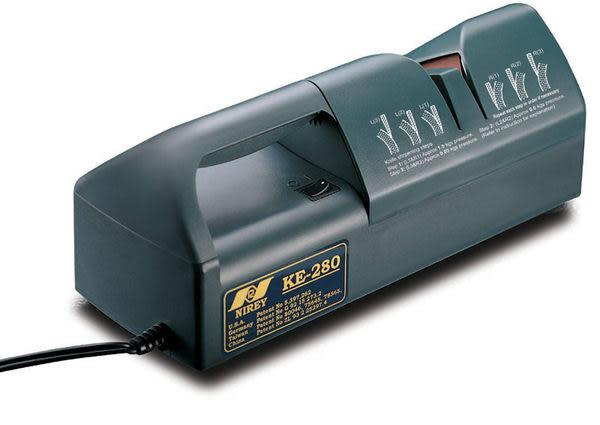 【贈磨刀輪】耐銳磨刀機KE-280 / KE280工業用電動磨刀機 台灣製造