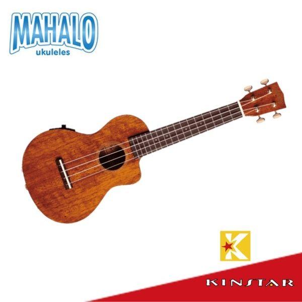 【金聲樂器】Mahalo 烏克麗麗 Hano Elite 缺角電烏克麗麗 B-Band拾音器