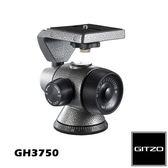 【EC數位】GITZO 捷信 GH3750 3號鎂合金側向球型雲台 承重8kg 全景 360 1/4 相機 三腳架