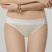 【瑪登瑪朵】S-Select 低腰三角內褲(牙白)(未滿2件恕無法出貨,退貨需整筆退)