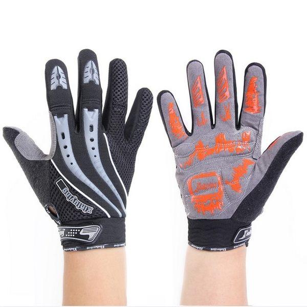 週年慶優惠-器械訓練啞鈴單杠防滑透氣全指運動手套