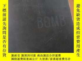 二手書博民逛書店my罕見dear bomb youhji yamamotoY27