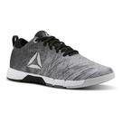 REEBOK SPEED HER TR 女鞋 慢跑 訓練 健身 編織 黑 灰 【運動世界】 CN0996