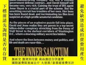 二手書博民逛書店英文原版:THE罕見INNER SANCTUM 1998年初版